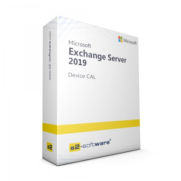 Exchange Server 2016 Device CAL